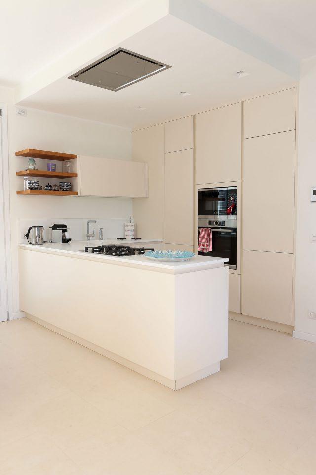 cucina-moderna-bianca - G&G Arredi